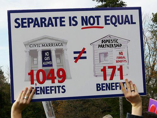 Same Sex Couples\' Legal Rights