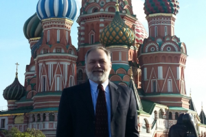 Scott Lively during World Congress Conf. planning