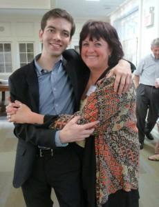 Matthew Vines & Kathy Baldock