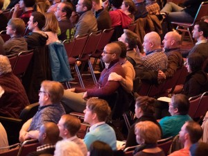 1400 LGBT Christians and allies gather at the 2015 Gay Christian Network conference.