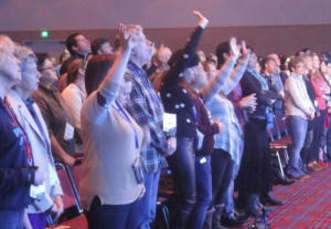 LGBT Christians at GCN Conference