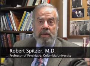 Dr. Robert Spitzer, APA