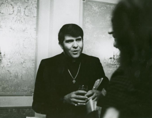 Rev. Troy Perry, founder of MCC and marriage equality advocate since 1968