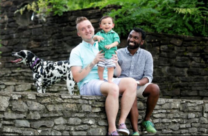 An LGBT Christian family
