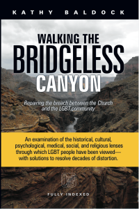 Kathy Baldock Walking the Bridgeless Canyon