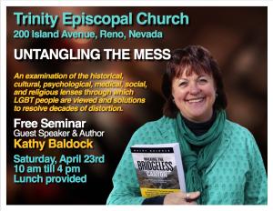 Kathy Baldock Trinity Episcopal