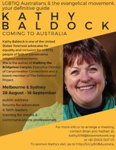 Baldock Australia vJune