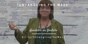 Untangling the Mess Kathy Baldock