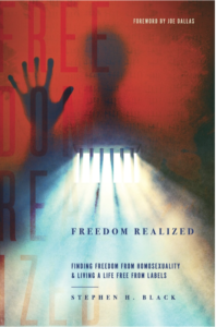 Freedom Realized by Stephen Black