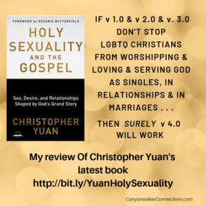 Holy Sexuality Christopher Yuan