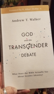 Anti-transgender books by Christian authors
