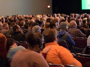 LGBT Christians & Allies at recent Gay Christian Network Conference