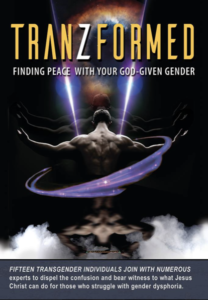 Anti-transgender books by Christian authors